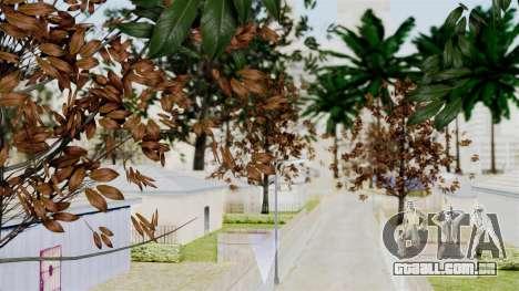Vegetation Ultra HD para GTA San Andreas