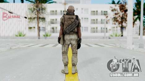 Crysis 2 US Soldier FaceB2 Bodygroup B para GTA San Andreas terceira tela