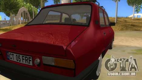 Dacia 1310L 1999 para GTA San Andreas vista direita