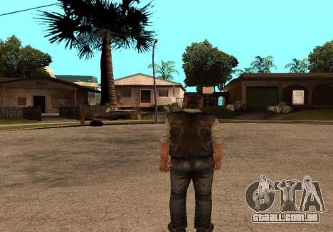 Sidorovich do S. T. A. L. K. E. R para GTA San Andreas terceira tela
