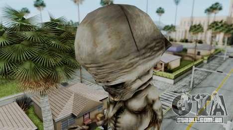 Nihilanth (Final Boss) from Half Life para GTA San Andreas terceira tela