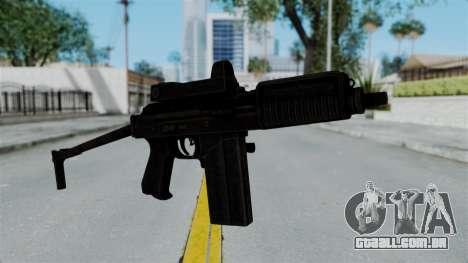 9A-91 Kobra para GTA San Andreas
