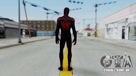 Marvel Future Fight Spider Man Miles v2 para GTA San Andreas terceira tela