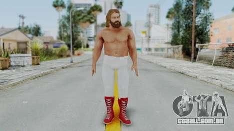 Big John Studd para GTA San Andreas segunda tela