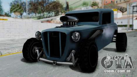 Wrench Rod para GTA San Andreas