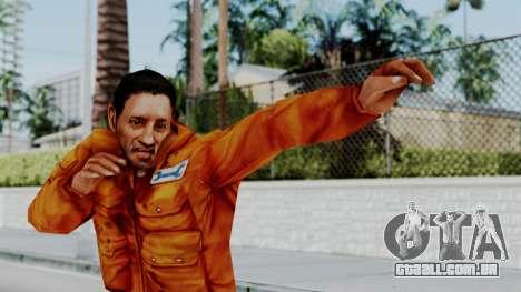 CS 1.6 Hostage 04 para GTA San Andreas