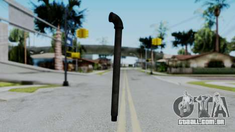 No More Room in Hell - Lead Pipe para GTA San Andreas