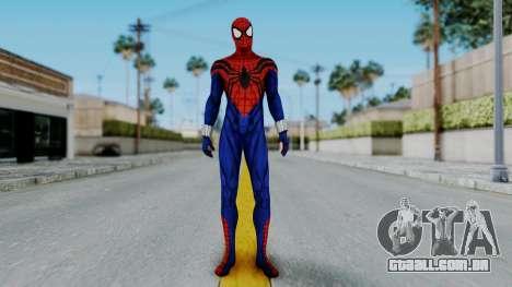 Spider-Man Ben Reilly para GTA San Andreas segunda tela