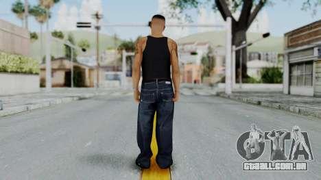 GTA 5 Mexican Goon 2 para GTA San Andreas terceira tela