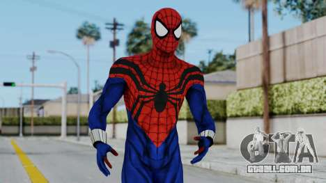 Spider-Man Ben Reilly para GTA San Andreas