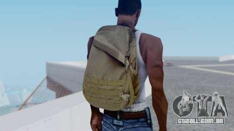Arma 2 Czech Pouch Backpack para GTA San Andreas
