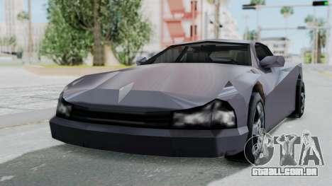 GTA LCS Cheetah para GTA San Andreas