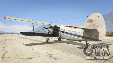 GTA 5 An-2 terceiro screenshot