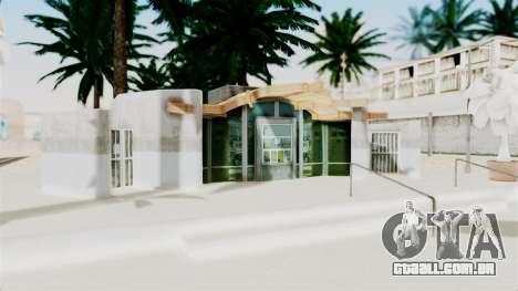 New Beach Textures para GTA San Andreas por diante tela