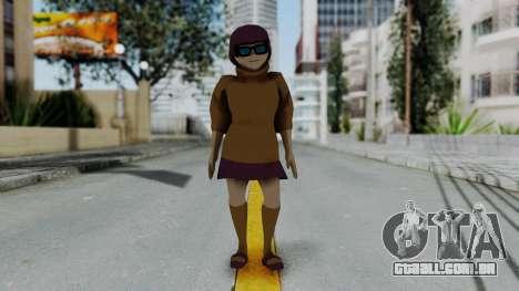 Scooby Doo Velma para GTA San Andreas segunda tela