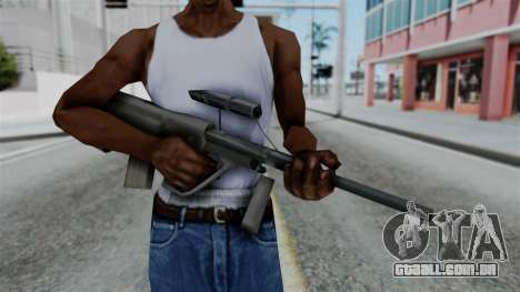 Vice City Beta Steyr Aug para GTA San Andreas terceira tela