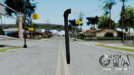 No More Room in Hell - Lead Pipe para GTA San Andreas segunda tela