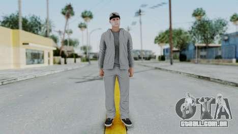 GTA Online - Custom Male Chav para GTA San Andreas segunda tela