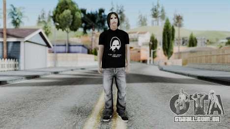 El Gigolo para GTA San Andreas segunda tela