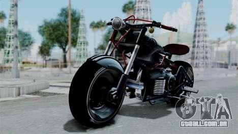 Turbike 2.0 para GTA San Andreas