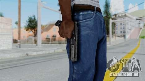 GTA 5 AP Pistol - Misterix 4 Weapons para GTA San Andreas terceira tela