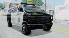 GTA 5 Declasse Burrito Police Transport IVF