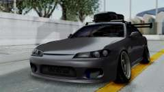 Nissan Silvia S14 Stance