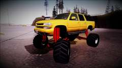 2003 Chevrolet Suburban Monster Truck