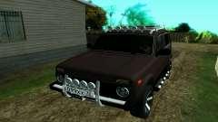 VAZ 2121 Niva Forester