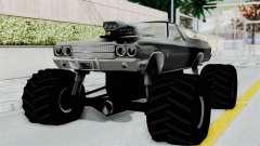 Chevrolet El Camino SS 1970 Monster Truck