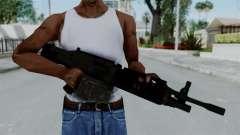 GTA 5 Combat MG para GTA San Andreas
