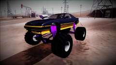 GTA 5 Imponte Ruiner Monster Truck