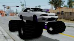 Nissan Skyline R32 Monster Truck
