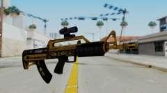 GTA 5 Online Lowriders DLC Bullpup Rifle