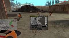 Bot mineiro ARP 0.3.7 para GTA San Andreas