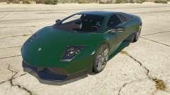 2010 Lamborghini Murcielago LP 670-4 SV