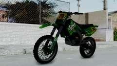 GTA 5 Sprunk Sanchez para GTA San Andreas