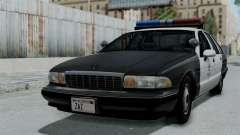 Chevrolet Caprice 1991 CRASH Division