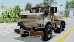 GTA 5 HVY Barracks Semi IVF para GTA San Andreas