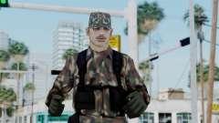 MH x Hungarian Army Skin