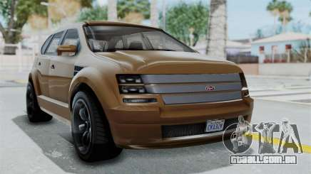 GTA 5 Vapid Radius para GTA San Andreas