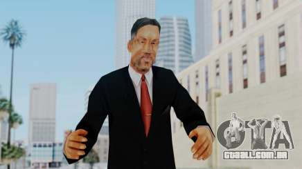 Bully Insanity Edition - Principal Will Smith para GTA San Andreas