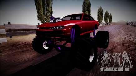 Nissan Silvia S14 Monster Truck para GTA San Andreas