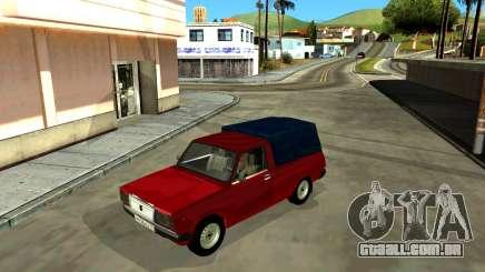 VAZ 2104 de Captação de para GTA San Andreas