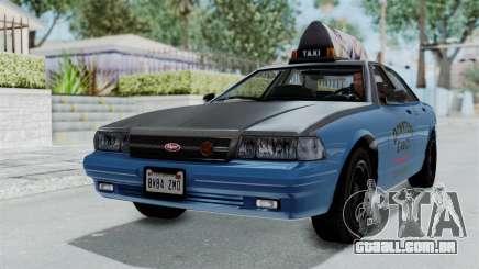GTA 5 Vapid Stanier II Taxi para GTA San Andreas