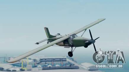 PC-6 USAF Markings para GTA San Andreas