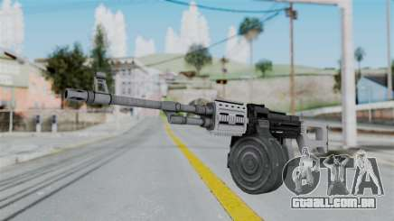 GTA 5 MG - Misterix 4 Weapons para GTA San Andreas
