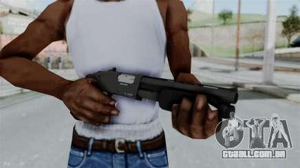 GTA 5 Sawnoff Shotgun para GTA San Andreas
