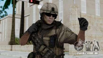 Crysis 2 US Soldier 1 Bodygroup B para GTA San Andreas