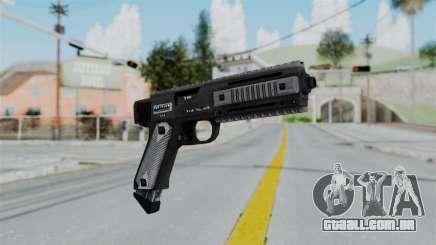 GTA 5 AP Pistol - Misterix 4 Weapons para GTA San Andreas